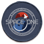 Space One Patch